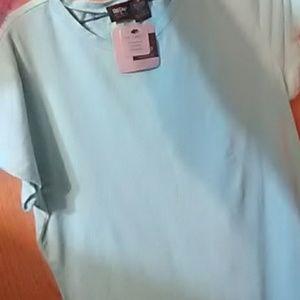 Light blue shirt size medium